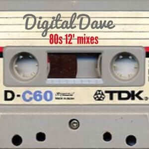 "80s 12"" Mixes - David Sharpe - The 80s Guy"