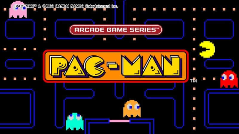 Pac-Man by Namco Limited