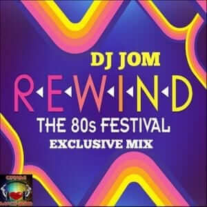 "The 80's Festival - "" New Wave Exclusive Mix"" - DJ J0M - The 80s Guy"