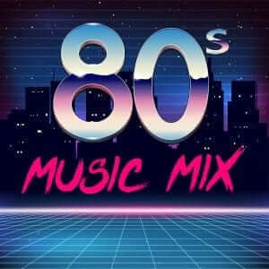 80's Music Mix Vol. 1 - Level Up Music - The 80s Guy