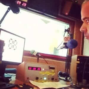 80s Party - 88FM - 27.9.12 - Guy Barnea - The 80s Guy