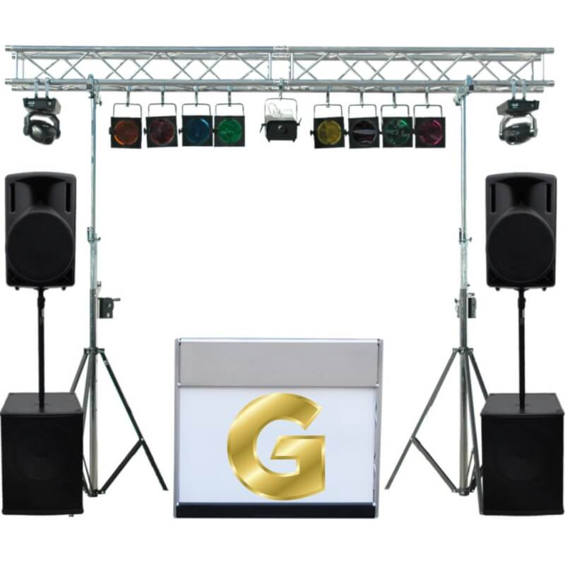 G Force Party - Artists whose name begins with the letter G