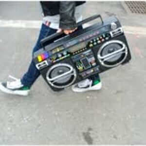The AJP - An Old School Hip Hop Summer