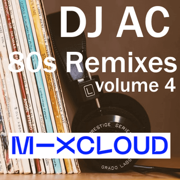 80s Remixes vol. 4 - DJ Arnold Caoile - The80guy.com