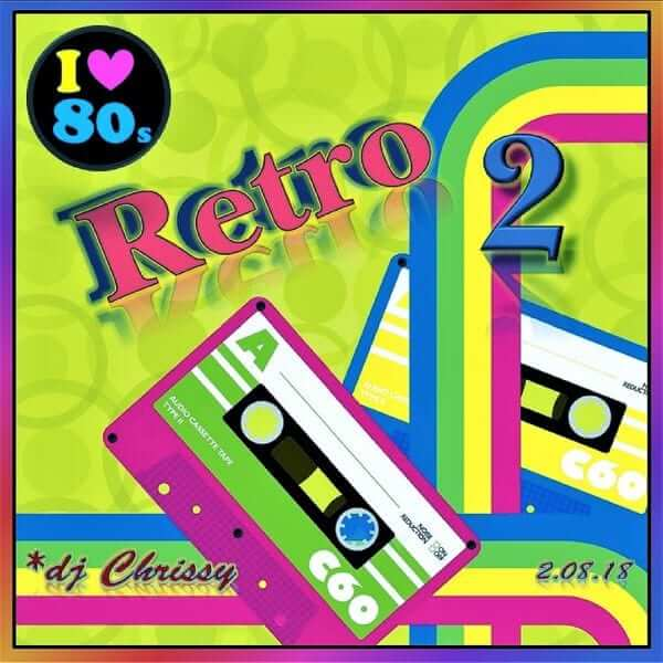 Retro 80's Two - MC MELLO - The80guy.com