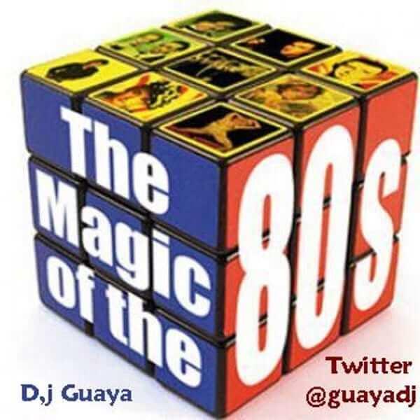 i love music 80`s - guaya - The80guy.com