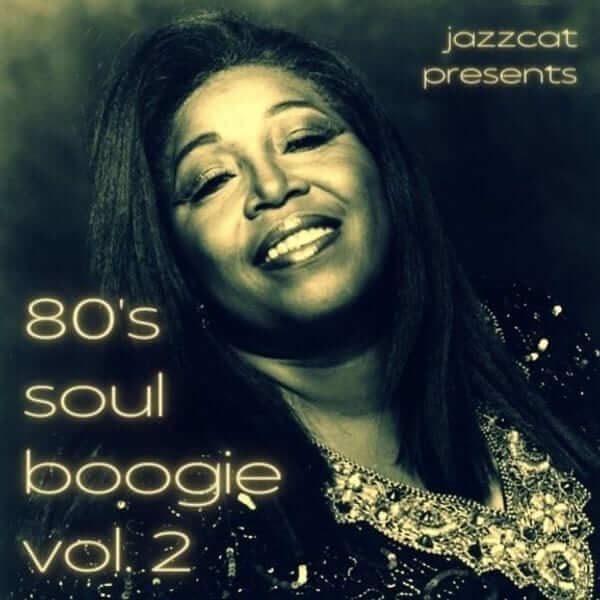80's soul boogie vol. 2 - The 80s Guy