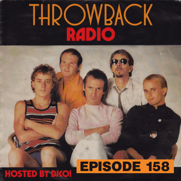 Throwback Radio #158 - DJ Fresh Vince (80's Party Mix) - The 80s Guy