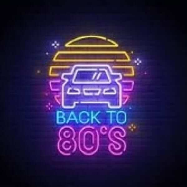 Back To The 80's PT 1 - The 80s Guy
